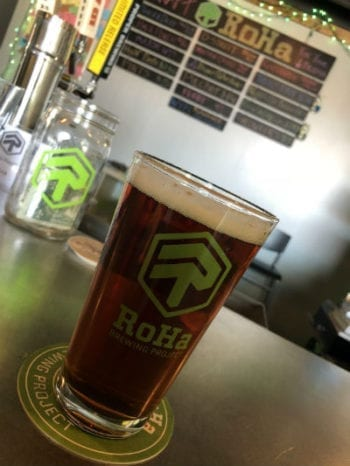 Maltese Cross Red Ale - RoHa - Beer Tastings Small