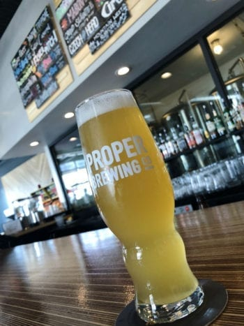 Parva Tropicae - Proper Brewing - Beer Tastings