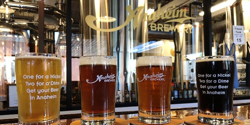 Beer Travels - Anaheim - Anaheim Brewery - Featured