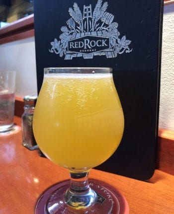 Tastings - Mango Berliner Weiss - Red Rock Brewing