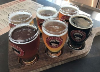 Beer Travels - Portland - Deschutes Airport