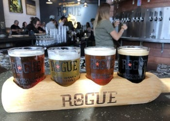 Beer Travels - Portland - Rogue Brewing