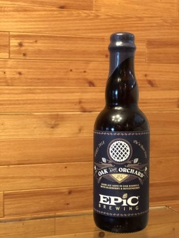Epic Brewing Co. developed a beer especially for Pie & Beer Day 2018.