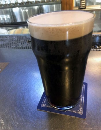 Tastings - Polygamy Porter Nitro - Wasatch Brewery