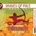 Utah Summer BBQ Beers - Grapefruit Revolution IPA - Shades Brewing Co