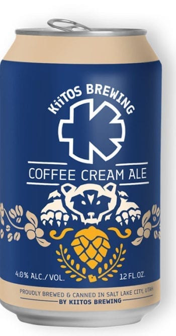 Tastings - Coffee Cream Ale 2 - Kiitos Brewing copy