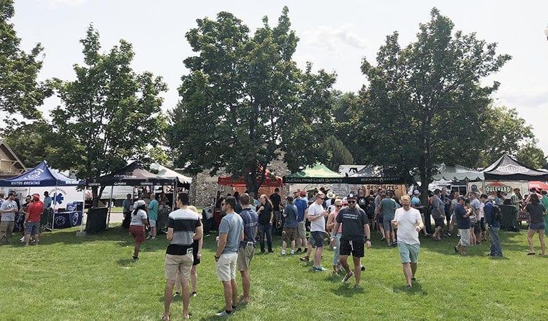 Utah Beer Festival 2018 - Crowd-Breweries
