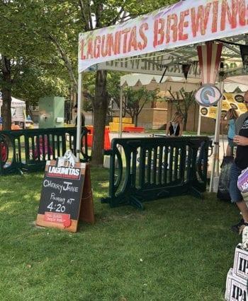 Utah Beer Festival 2018 - Lagunitas Cherry Jane