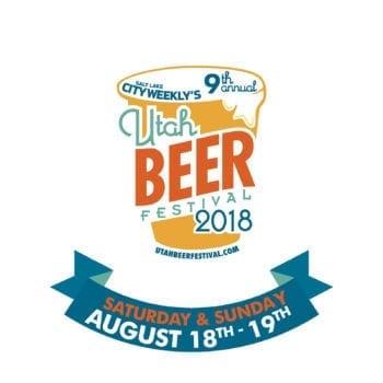 Utah Beer Festival 2018 Logo 1600x1600