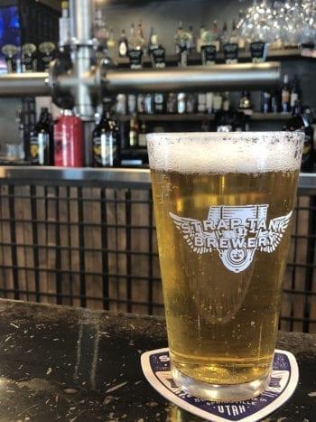 Tastings - Sportster IPA - Strap Tank Brewery