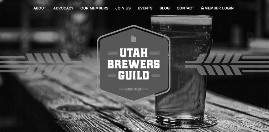 Utah Brewers Guild - Featured