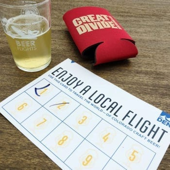 Denver Beer Flights at Denver International Airport proved to be the perfect way to kick off a beer-fueled weekend in Colorado's capital city.