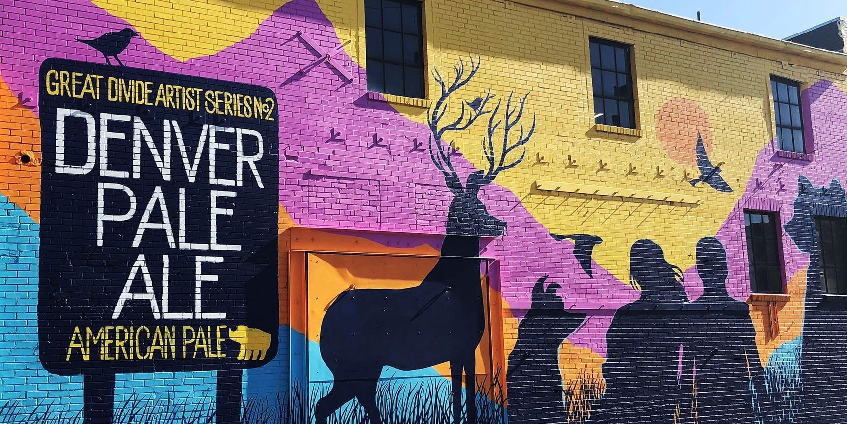 Beer Travels Denver - Great Divide Brewing - Featured - Utah Beer News