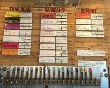 Beer Travels Denver - Jagged Mountain Brewing 2 - Utah Beer News