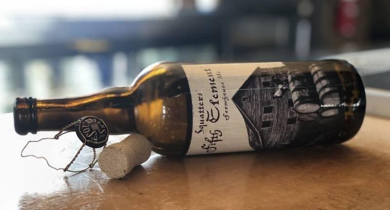 Fifth Element 2018 - Squatters Craft Beers - Utah Beer News