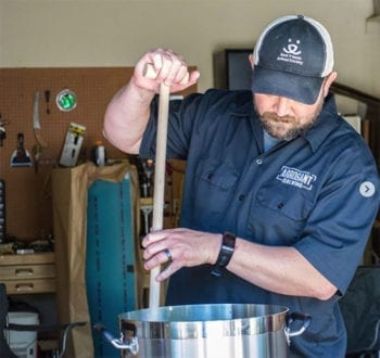 The Flying Bassoonist - Ryan Van Liere - Homebrewing - Utah Beer News