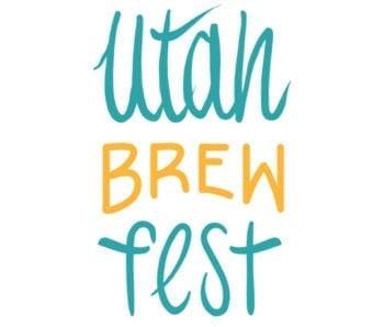 Utah Brew Fest 2018 Logo