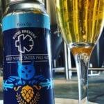 Utah Holiday Beers - Brut Style IPA - Kiitos Brewing - Utah Beer News