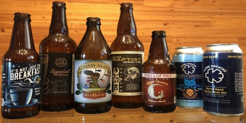 Winter-Holiday Beers - Featured - Utah Beer News