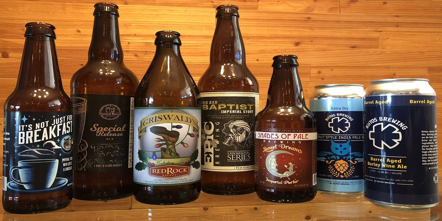 Winter-Holiday Beers - Featured - Utah Beer News