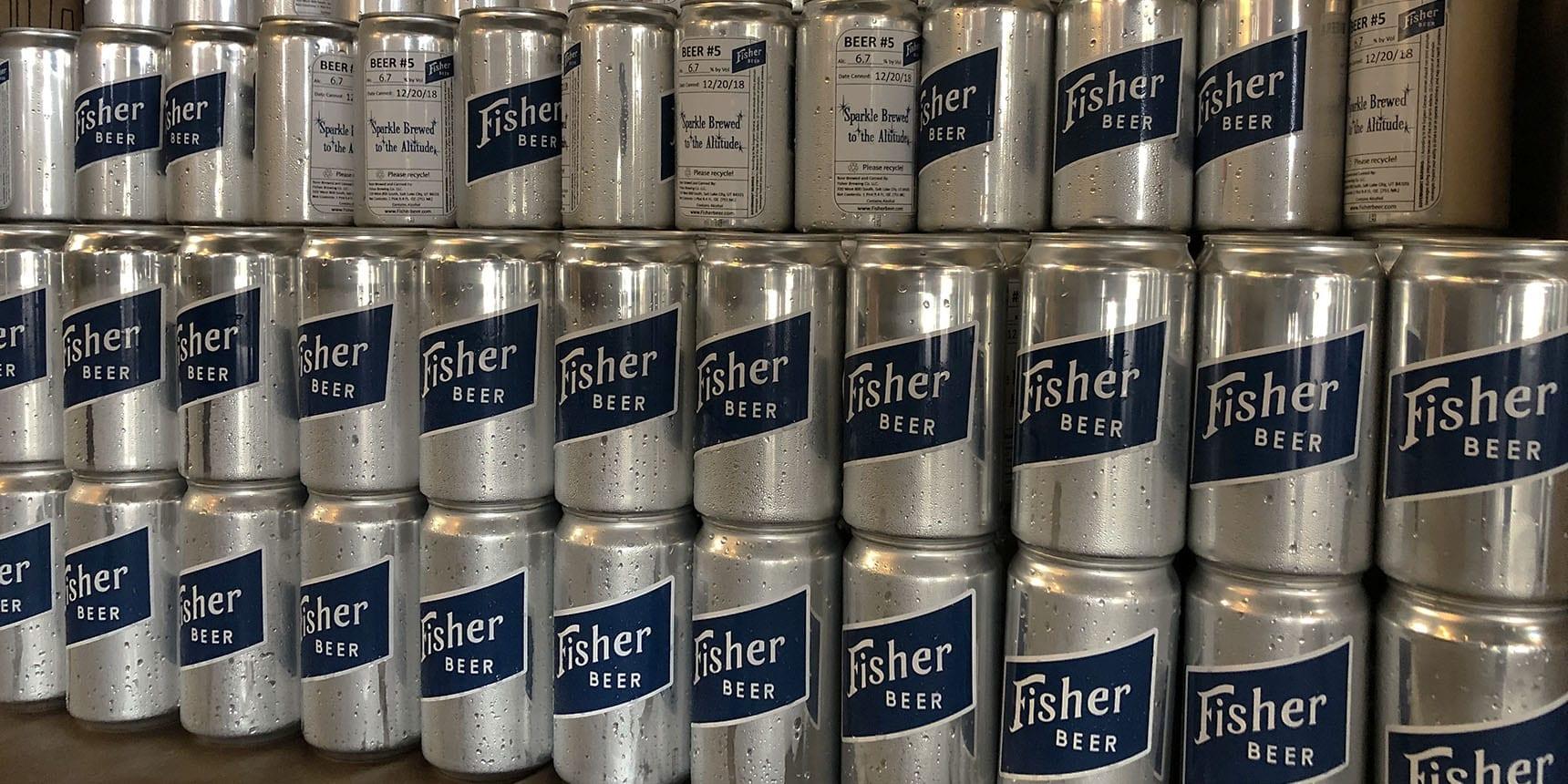 Pre-Christmas Utah Beer News - Fisher Beer - Featured