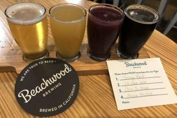 Beer Travels - Huntington Beach - Beachwood Brewing
