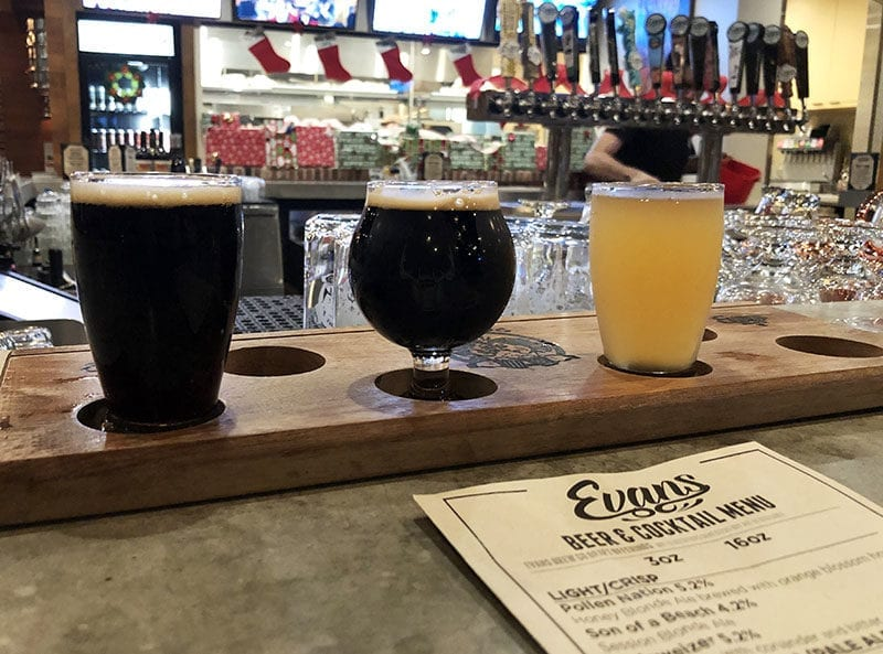 Beer Travels - Huntington Beach - Evans Brewing