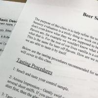 Off-Flavors Tasting - Featured 2 - Utah Beer News