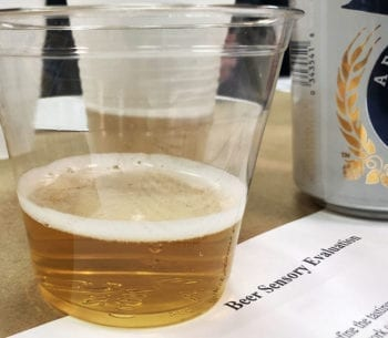 Off Flavors Sensory Evaluation - Taster - Utah Beer News