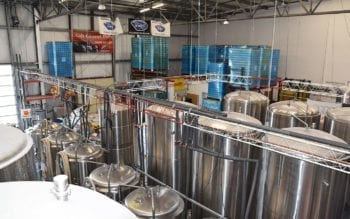 Salt Flats Brewing - Brewhouse