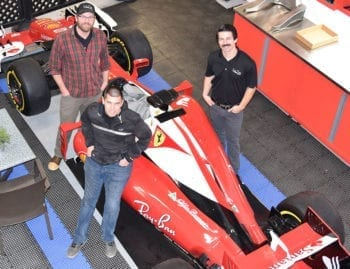 Salt Flats Brewing - Race Car Team Photo 2