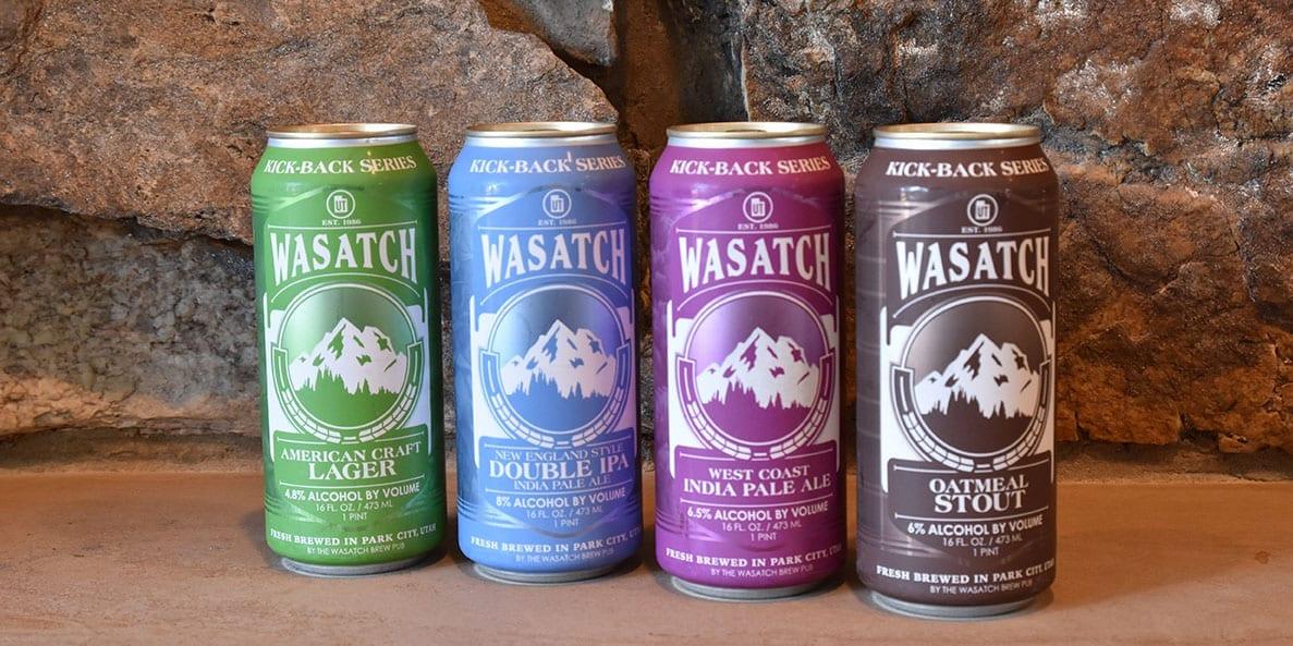 Wasatch Kick-Back Series - Utah Beer News - Featured