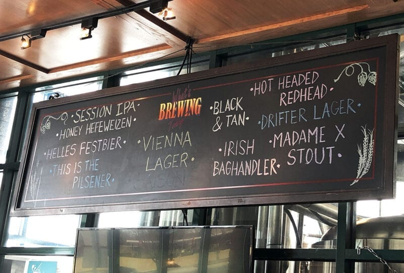 Hoppers Grill and Brewing - Beer List - Utah Beer News