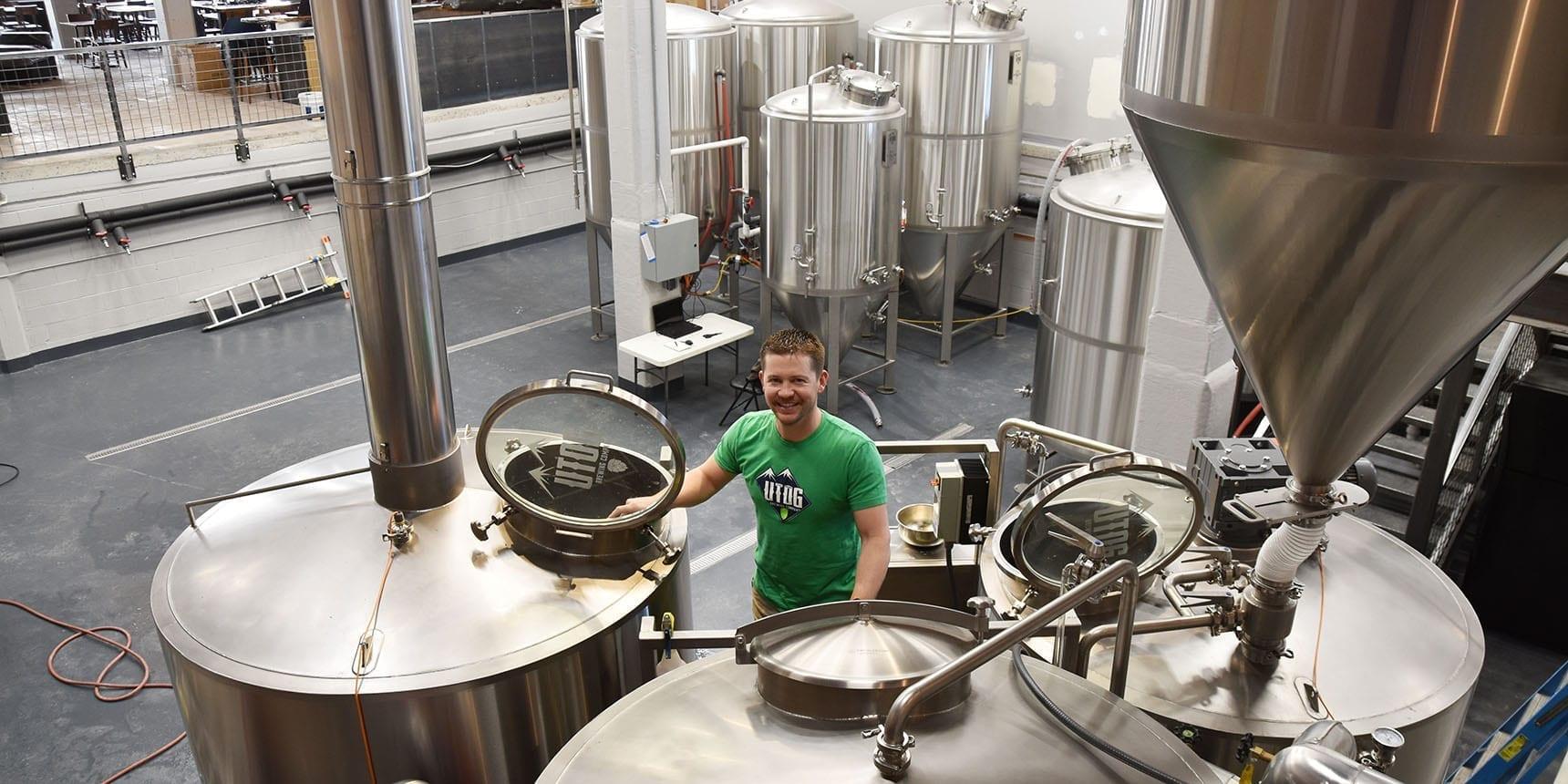 UTOG Brewing - Carson Foss - Utah Beer News - Featured