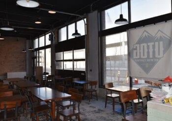 UTOG Brewing - Restaurant - Utah Beer News