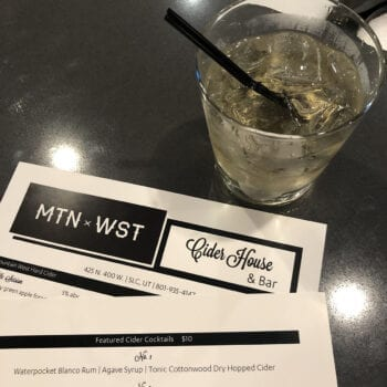 Craft Beer Month - Mountain West Cider House and Bar