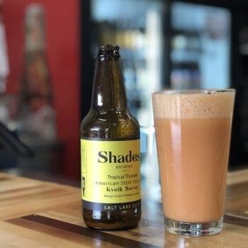 Shades Brewing - Utah Beer News
