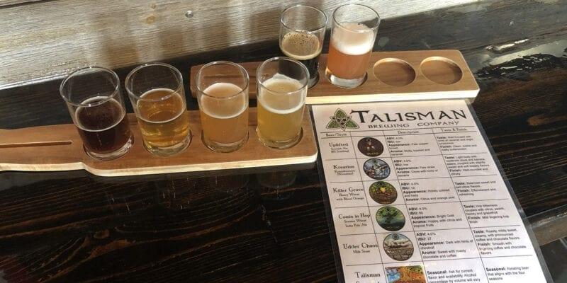 Ogden Beer - Talisman Brewing - Utah Beer News