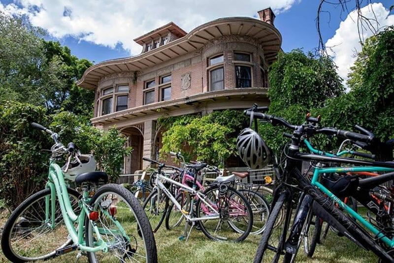 Fisher Mansion Beer Garden - Beer Events - Utah Beer News