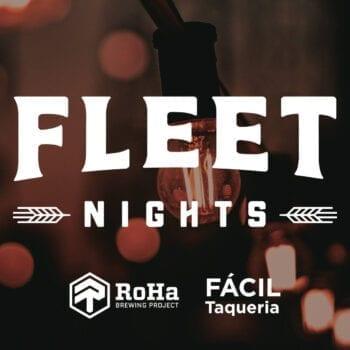 Fleet Nights - Beer Events - Utah Beer News
