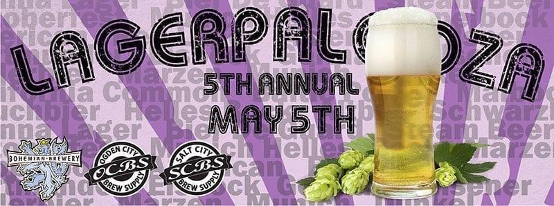 Lagerpalooza - Beer Events - Utah Beer News