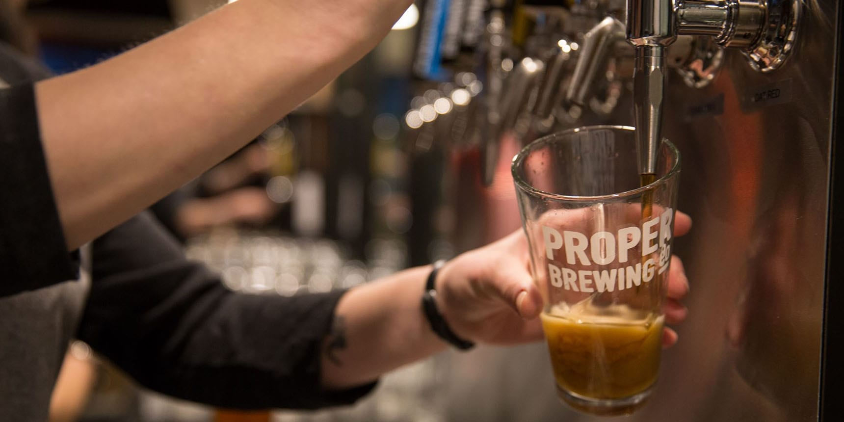 Avenues Proper opened in 2013 to become, at the time, Utah's smallest commercial brewery. Since then, Proper Brewing Co. has expanded to feature five properties throughout the Salt Lake area.