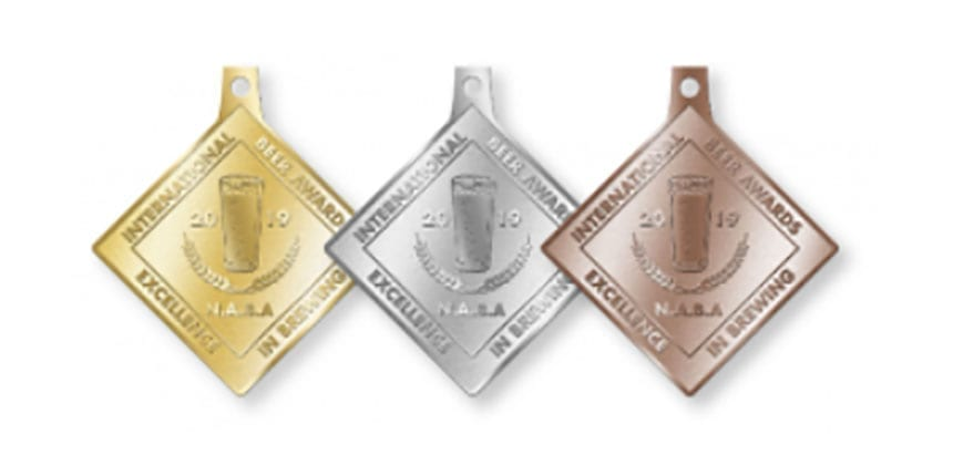 Utah Brewers Earn Medals at 2019 NABA