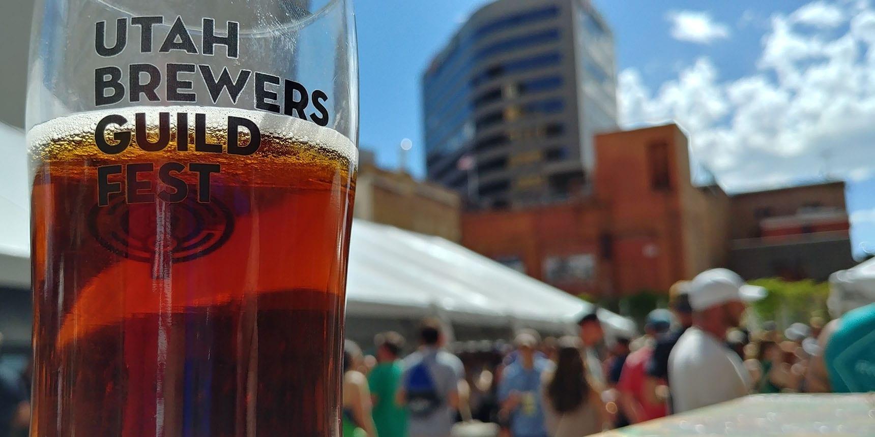 Utah Brewers Guild Fest 2019 - Mike Millen - Utah Beer News