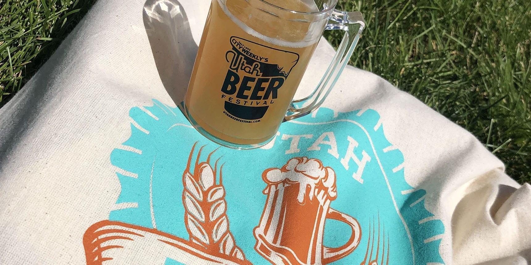 Utah Beer Festival 2019 - Featured - Utah Beer News