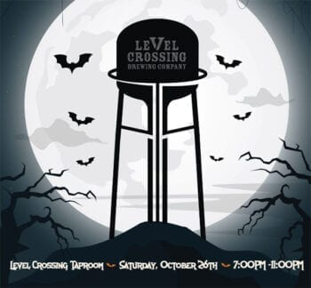 Craft Beer Events: Level Crossing Halloween Party