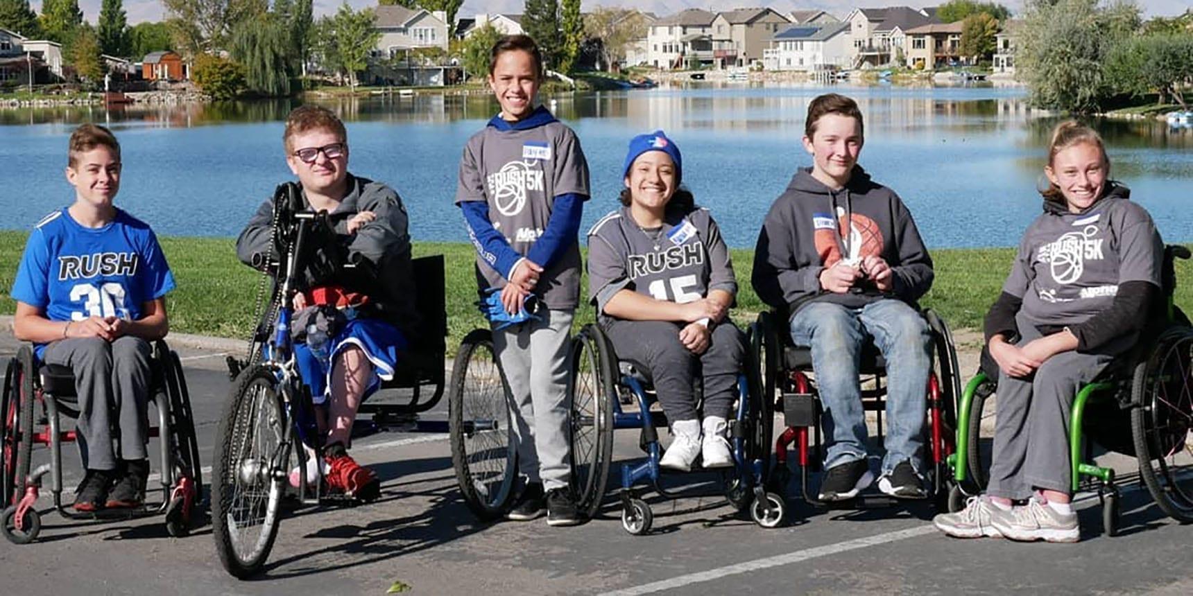 Utah Rush Wheelchair Basketball - Fisher Beer Trivia Night