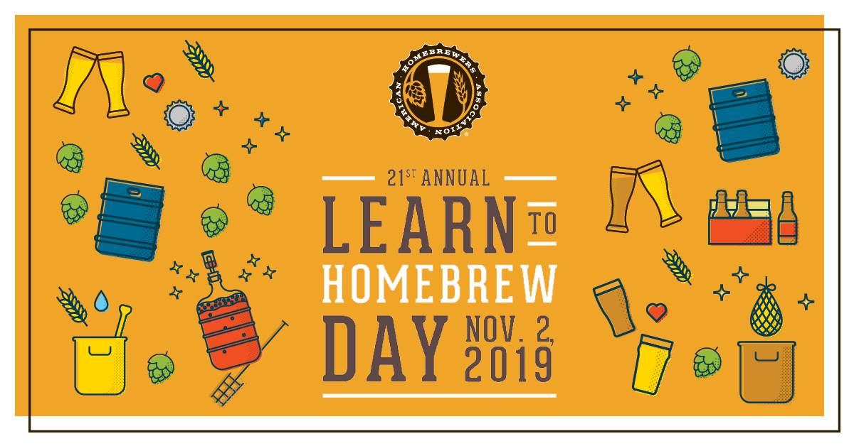 Learn to Homebrew Day 2019