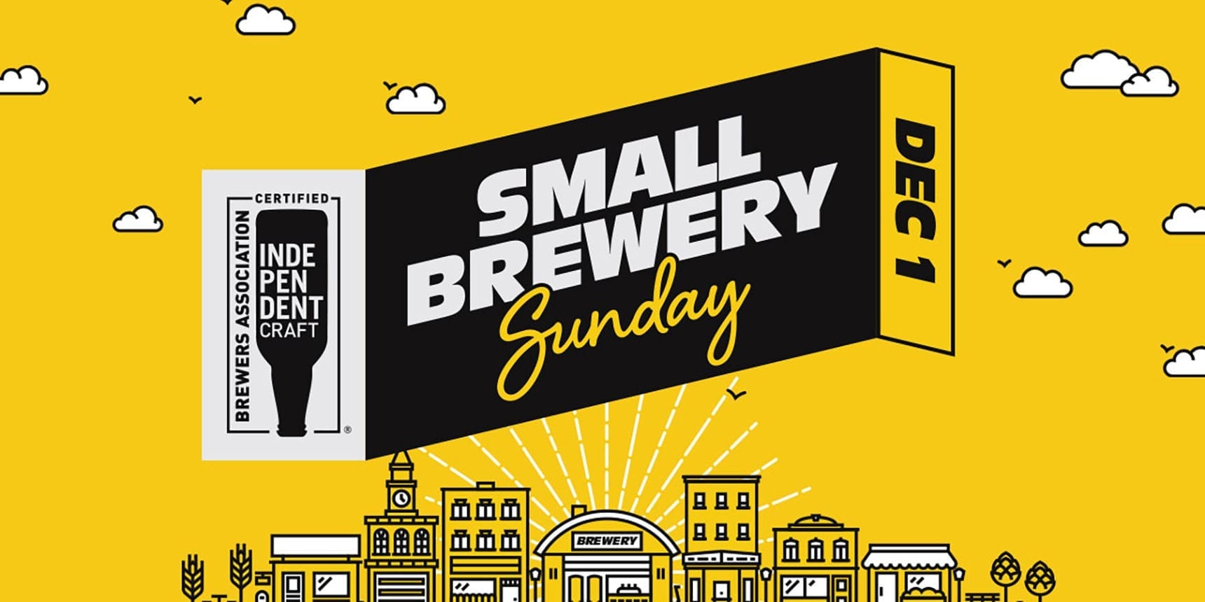 Small Brewery Sunday 2019 - Featured