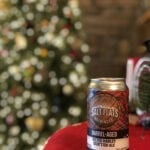 Utah Holiday Beers 2019 - Salt Flats Brewing Barrel-Aged Kilted Harley Scottish Ale